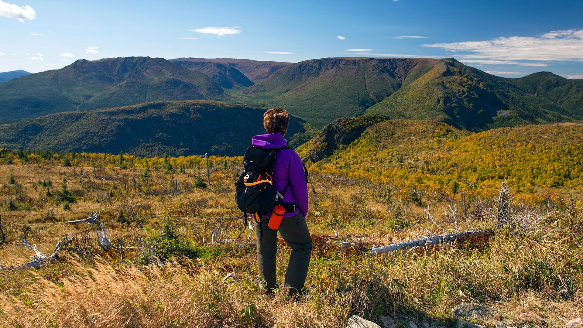 Vacances 2013 en Gaspesie  au Gite du Mont Albert, Sainte Anne des Monts